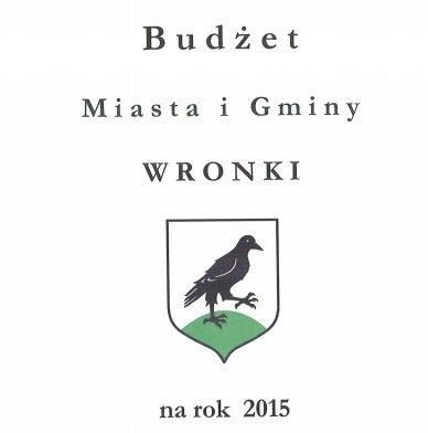 Budżet Miasta iGminy Wronki