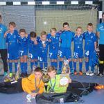 Błękitni wygrali turnieje wGorzowie iPrzytocznej
