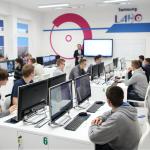 Samsung Labo: ruszają pierwsze zajęcia wszkołach zawodowych