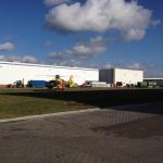 24-latek ucierpiał wewronieckiej fabryce