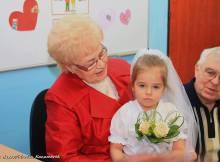 Dzień Babci i Dziadka w Przedszkolu Bajkowy Świat