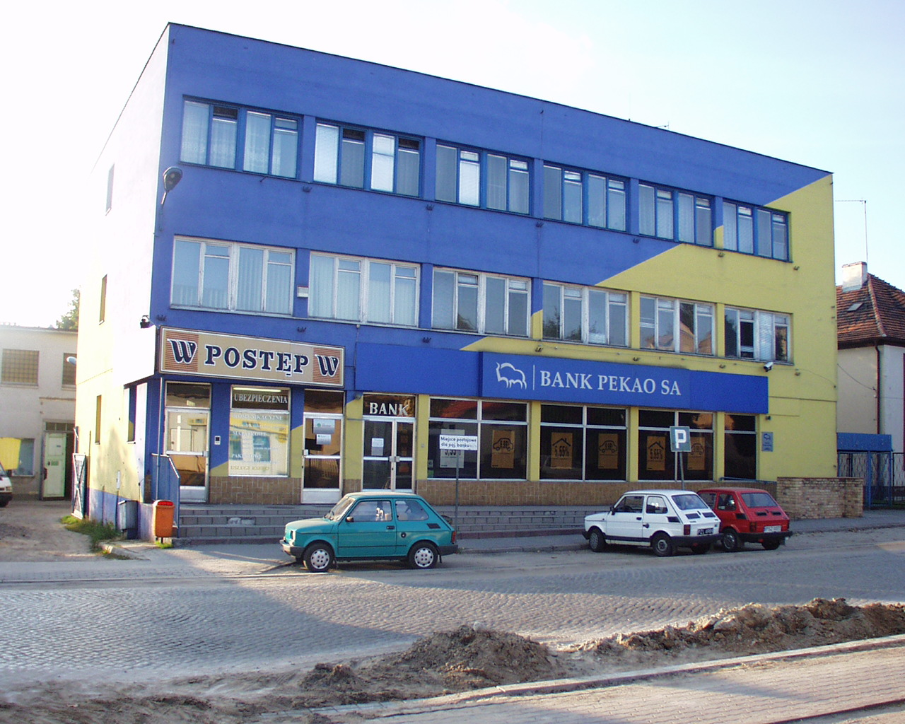 Postęp Wronki - 2004r