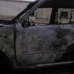 Samochód spłonął doszczętnie [FILM]
