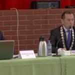 V sesja Rady Miasta iGminy Wronki [WIDEO]