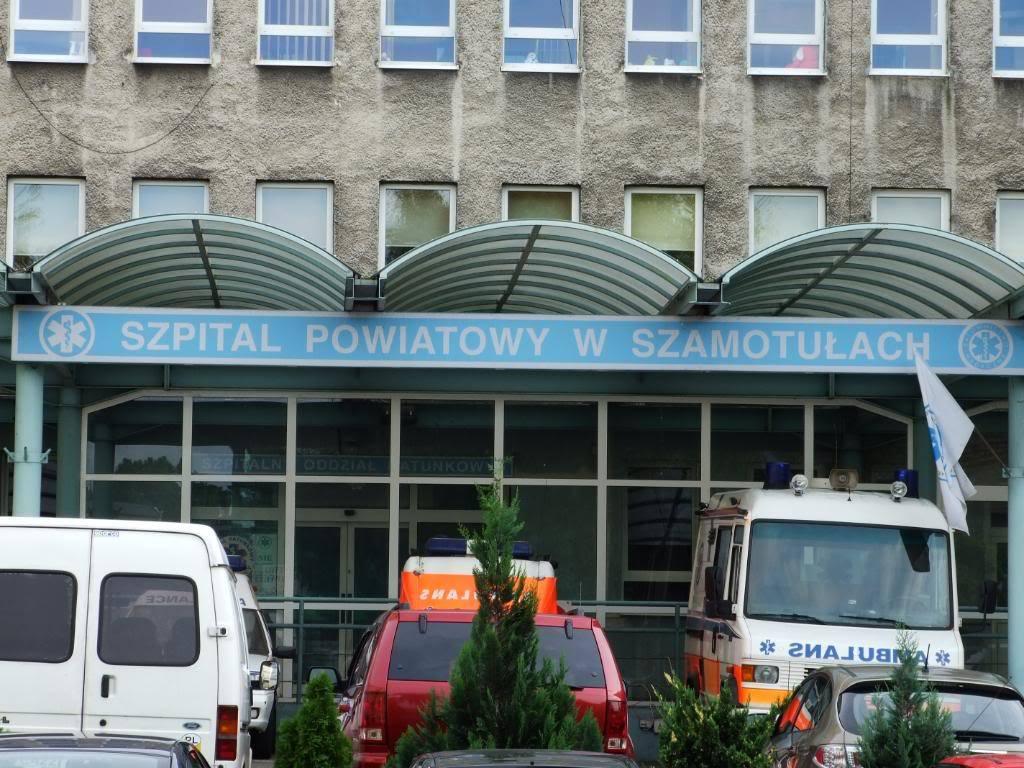 Szpital wSzamotułach