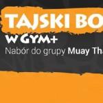 Tajski Boks wGym+!