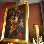 Nawiedzenie obrazu św.Józefa
