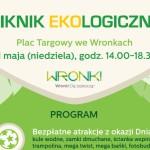 Piknik Ekologiczny weWronkach