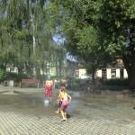Kurtyna wodna naRynku