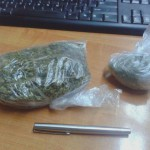 Zabezpieczono 120 porcji marihuany