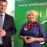 Irena Wojciechowska dosejmu zPSL-em
