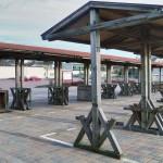 Likwidacja stołów targowych weWronkach