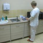 Lepszy standard sanitarny wszamotulskim szpitalu