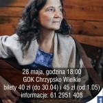 Antonina Krzysztoń zagra wChrzypsku