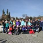 Spotkanie flażoletowe zokazji 1050 rocznicy chrztu Polski
