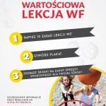 Wartościowa lekcja WF – konkurs dla szkół podstawowych