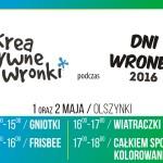 Kreatywne Wronki podczas Dni Wronek 2016