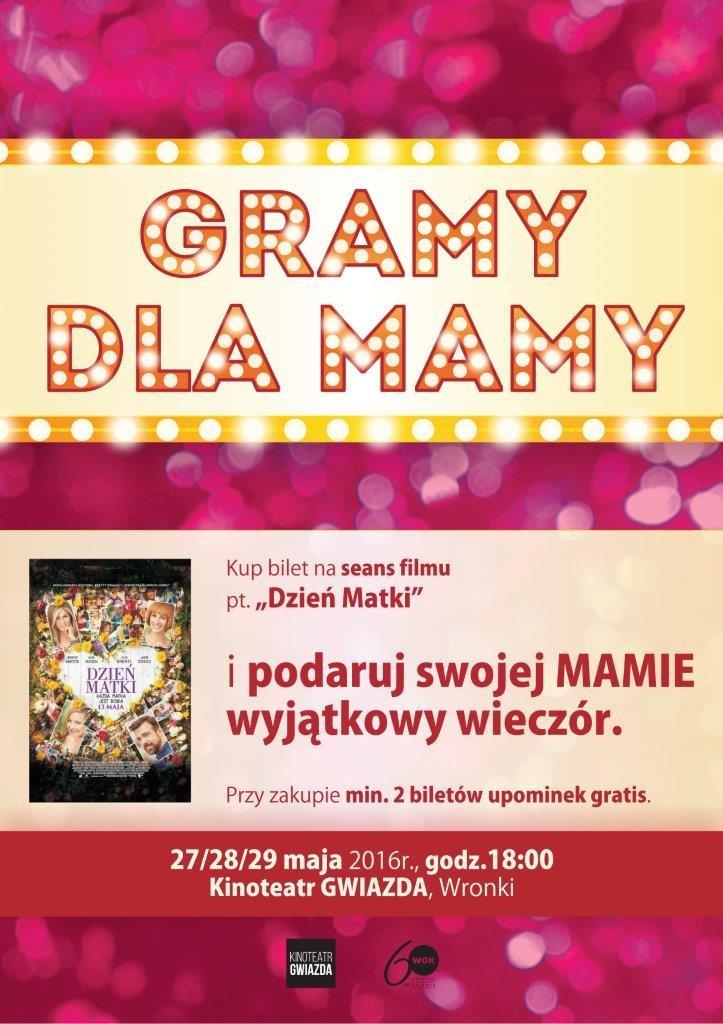 GRAMY DLA MAMY_plakat
