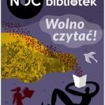 Noc Bibliotek – Wolno czytać!