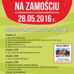 Jutro festyn dla dzieci naZamościu