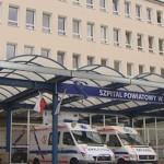 Konferencja prasowa dyr.szpitala wsprawie wronieckiego pogotowia