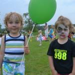 Festyn dla dzieci wWartosławiu