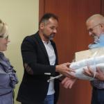 Zasłużona emerytura Stefana Białuskiego