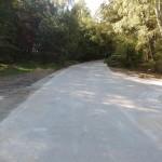Nowa droga Wartosław – Biezdrowo Huby gotowa!