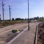 Budowa chodnika powroniecku