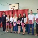 Nowy rok szkolny wZespole Szkół Nr2 weWronkach