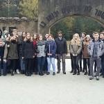 Uczniowie zleśnej odwiedzili obóz zagłady Kulmhof