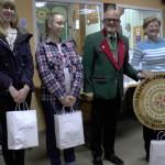 Staszek, Bugaj, Kmieciak -zwycięzcami wStrzelaniu Niepodległościowym