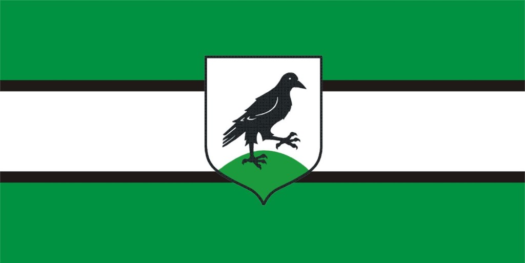 _flaga+herb_Wronki