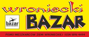 wroniecki bazar nowe logo