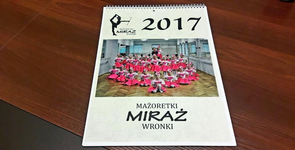 Przykładowy wygląd kalendarza