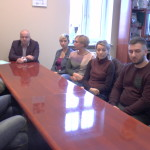 O przeniesieniu klasy sportowej zSP-2 doGimnazjum naPolną – zrodzicami