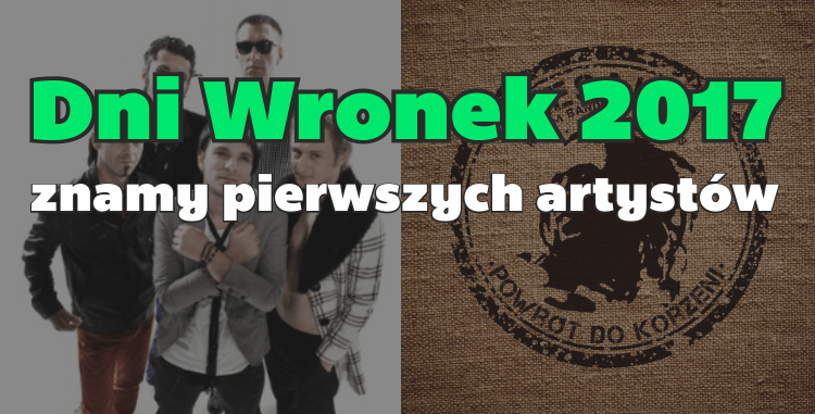 DNI WRONEK 2017 PROGRAM