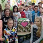 Paczka Miłości dzieci zSP-1