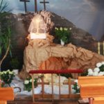 Wielka Sobota wkościołach Gminy Wronki