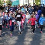 Ponad pół tysiąca uczestników biegu ulicznego oPuchar Burmistrza