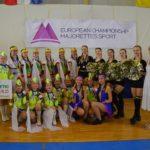 Mażoretki Miraż iIskierki UKS Wawrzyn Biezdrowo medalistkami Mistrzostw Europy Mażoretek 2017 [FOTO]