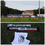 Zadyma pomeczu Lech-Legia (U19) weWronkach