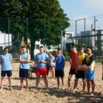 Mistrzostwa Powiatu Szamotulskiego wsiatkowej piłce plażowej