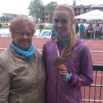 Adrianna Janowicz mistrzynią Polski na200 m