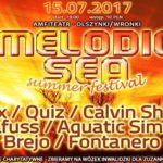 Nadchodzi II edycja Melodic Sea Summer Festival weWronkach