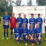 Błękitni bliżej Centralnej Ligi Juniorów