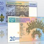 Nowy 20 zł banknot wPolsce