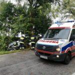 Tragiczny wskutkach wypadek między Bielejewem aBininem