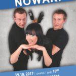 Kabaret Nowaki 19 października weWronkach