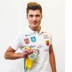 Tomek Drab wicemistrzem świata fryzjerstwa